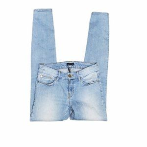 MARCIANO blue the skinny NO. 61 jean size 25